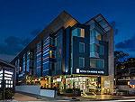 サムイ島 チャウエンビーチのホテル : ノラ チャウエン ホテル 「Extarior」