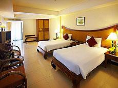 サムイ島 チャウエンビーチのホテル : ノラ レイクビュー ホテル(1)のお部屋「スーペリア」