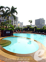 Kids Pool / Novotel Bangkok On Siam Square,