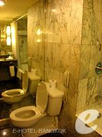 バンコク サイアム・プラトゥーナムのホテル : ノボテル バンコク オン サイアムスクエア(Novotel Bangkok On Siam Square)のスーペリアルームの設備 Bathroom