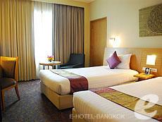 バンコク サイアム・プラトゥーナムのホテル : ノボテル バンコク オン サイアムスクエア(Novotel Bangkok On Siam Square)のお部屋「スーペリア」