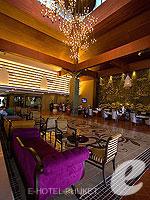 プーケット プールアクセスのホテル : ノボテル プーケット ビンテージ パークリゾート 「Lobby」
