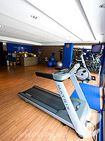 Fitness : Novotel Phuket Vintage Park, with Spa, Phuket