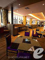 プーケット インターネット接続(無料)のホテル : ノボテル プーケット ビンテージ パークリゾート 「Restaurant」