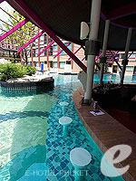 Pool Bar : Novotel Phuket Vintage Park, with Spa, Phuket