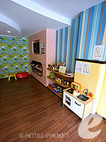 Kids room : Novotel Phuket Vintage Park, Family & Group, Phuket