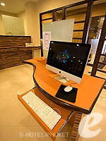 Internet : Novotel Phuket Vintage Park, with Spa, Phuket