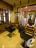 Beauty Salon : Novotel Phuket Vintage Park, with Spa, Phuket