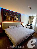 プーケット ファミリー&グループのホテル : ノボテル プーケット ビンテージ パークリゾート(Novotel Phuket Vintage Park)のスーペリアルームの設備 Room View