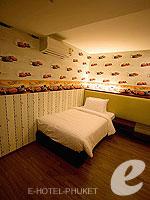プーケット スパ併設のホテル : ノボテル プーケット ビンテージ パークリゾート(Novotel Phuket Vintage Park)のファミリールームの設備 Second Room