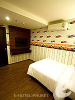 プーケット プールアクセスのホテル : ノボテル プーケット ビンテージ パークリゾート(Novotel Phuket Vintage Park)のファミリールームの設備 Second Room