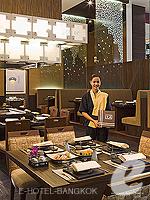 バンコク スワンナプーム空港周辺のホテル : ノボテル スワンナプーム エアポート ホテル 「Japanese Restaurant」
