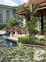 バンコク スワンナプーム空港周辺のホテル : ノボテル スワンナプーム エアポート ホテル 「Garden」