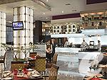 バンコク スワンナプーム空港周辺のホテル : ノボテル スワンナプーム エアポート ホテル 「Restaurant」
