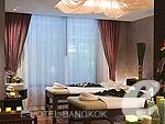 バンコク スワンナプーム空港周辺のホテル : ノボテル スワンナプーム エアポート ホテル 「[Vous Spa]」
