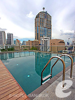 Swimming Pool : Oakwood Residence Skumvit 24 Bangkok, Swiming Pool, Phuket