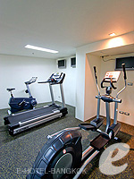 Fitness Gym : Oakwood Residence Skumvit 24 Bangkok, Swiming Pool, Phuket