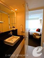 バンコク スクンビットのホテル : オークウッド レジデンス スクンビット24 バンコク(Oakwood Residence Skumvit 24 Bangkok)の2ベッドルーム (ウィズABFルームの設備 Bath Room