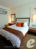 バンコク スクンビットのホテル : オークウッド レジデンス スクンビット24 バンコク(Oakwood Residence Skumvit 24 Bangkok)の2ベッドルーム (ルームオンリー)ルームの設備 Sub Bedroom