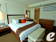 バンコク スクンビットのホテル : オークウッド レジデンス スクンビット24 バンコク(Oakwood Residence Skumvit 24 Bangkok)のお部屋「2ベッドルーム (ルームオンリー)」