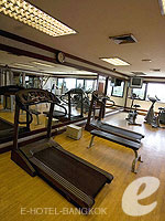 Fitness Gym / Omni Tower Sukhumvit Nana by Compass Hospitality,