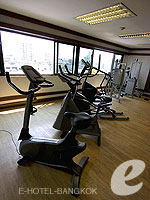 Fitness GymOmni Tower Sukhumvit Nana by Compass Hospitality