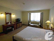 バンコク ファミリー&グループのホテル : オムニ タワー スクンビット ナナ バイ コンパス ホスピタリティ(Omni Tower Sukhumvit Nana by Compass Hospitality)のお部屋「1ベッドルーム エグゼクティブ」