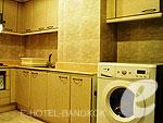 バンコク ファミリー&グループのホテル : オムニ タワー スクンビット ナナ バイ コンパス ホスピタリティ(Omni Tower Sukhumvit Nana by Compass Hospitality)の3 ベッドルームプレミアルームの設備 Washing Machine