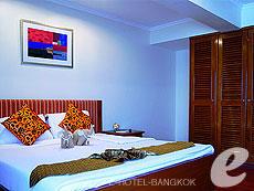 バンコク ファミリー&グループのホテル : オムニ タワー スクンビット ナナ バイ コンパス ホスピタリティ(Omni Tower Sukhumvit Nana by Compass Hospitality)のお部屋「3 ベッドルームプレミア」