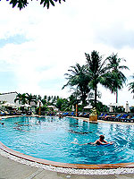 Swimming Pool : Orchidacea Resort, Long Stay, Phuket