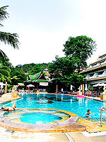 Swimming Pool : Orchidacea Resort, Kata Beach, Phuket