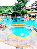 Jacuzzi : Orchidacea Resort, Long Stay, Phuket