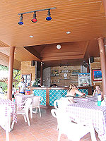 Restaurant : Orchidacea Resort, Kata Beach, Phuket