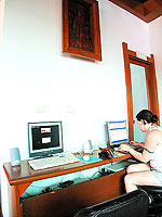 Internet Service : Orchidacea Resort, Kata Beach, Phuket
