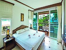 プーケット カタビーチのホテル : オーキダシア リゾート(1)のお部屋「スタンダード ルーム」