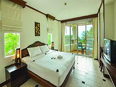 プーケット カタビーチのホテル : オーキダシア リゾート(1)のお部屋「スーペリア」