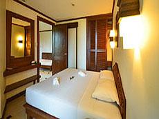 プーケット カタビーチのホテル : オーキダシア リゾート(1)のお部屋「ファミリー ルーム」