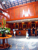 Reception : Outrigger Laguna Phuket Beach Resort, Free Wifi, Phuket