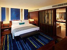 プーケット ビーチフロントのホテル : アウトリガー ラグーナ プーケット リゾート(1)のお部屋「1ベッドルーム シーフロント」