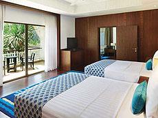 プーケット ビーチフロントのホテル : アウトリガー ラグーナ プーケット リゾート(1)のお部屋「2ベッドルーム ヴィラ」
