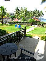 プーケット スパ併設のホテル : アウトリガー ラグーナ プーケット リゾート(Outrigger Laguna Phuket Beach Resort)のファミリールームの設備 Terrace