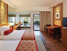 プーケット ビーチフロントのホテル : アウトリガー ラグーナ プーケット リゾート(1)のお部屋「ファミリー」