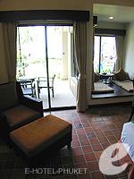プーケット バンタオビーチのホテル : アウトリガー ラグーナ プーケット リゾート(Outrigger Laguna Phuket Beach Resort)のプレミア シーフロントルームの設備 Room View