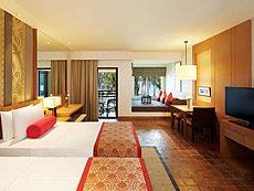 プーケット スパ併設のホテル : アウトリガー ラグーナ プーケット リゾート(1)のお部屋「プレミア シーフロント」