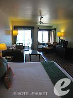 プーケット スパ併設のホテル : アウトリガー ラグーナ プーケット リゾート(Outrigger Laguna Phuket Beach Resort)のクラブラグーンルームの設備 Room View