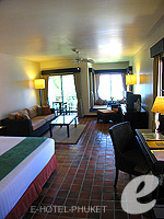 プーケット バンタオビーチのホテル : アウトリガー ラグーナ プーケット リゾート(Outrigger Laguna Phuket Beach Resort)のクラブラグーンルームの設備 Room View