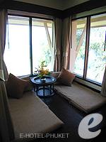 プーケット ファミリー&グループのホテル : アウトリガー ラグーナ プーケット リゾート(Outrigger Laguna Phuket Beach Resort)のクラブラグーンルームの設備 Room View