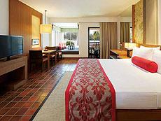 プーケット ファミリー&グループのホテル : アウトリガー ラグーナ プーケット リゾート(1)のお部屋「クラブラグーン」