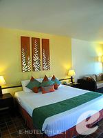 プーケット スパ併設のホテル : アウトリガー ラグーナ プーケット リゾート(Outrigger Laguna Phuket Beach Resort)のクラブ シービュールームの設備 Room View