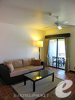 プーケット バンタオビーチのホテル : アウトリガー ラグーナ プーケット リゾート(Outrigger Laguna Phuket Beach Resort)のクラブ シービュールームの設備 Room View